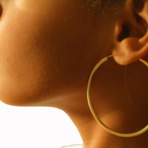 Hoop Gold filled
