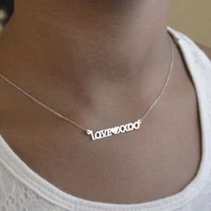 LoveheartXXoo white gold